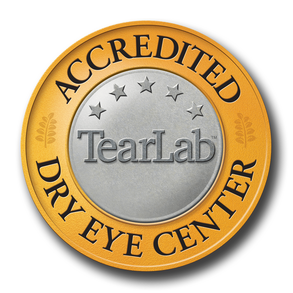 Dry Eye Center Seal
